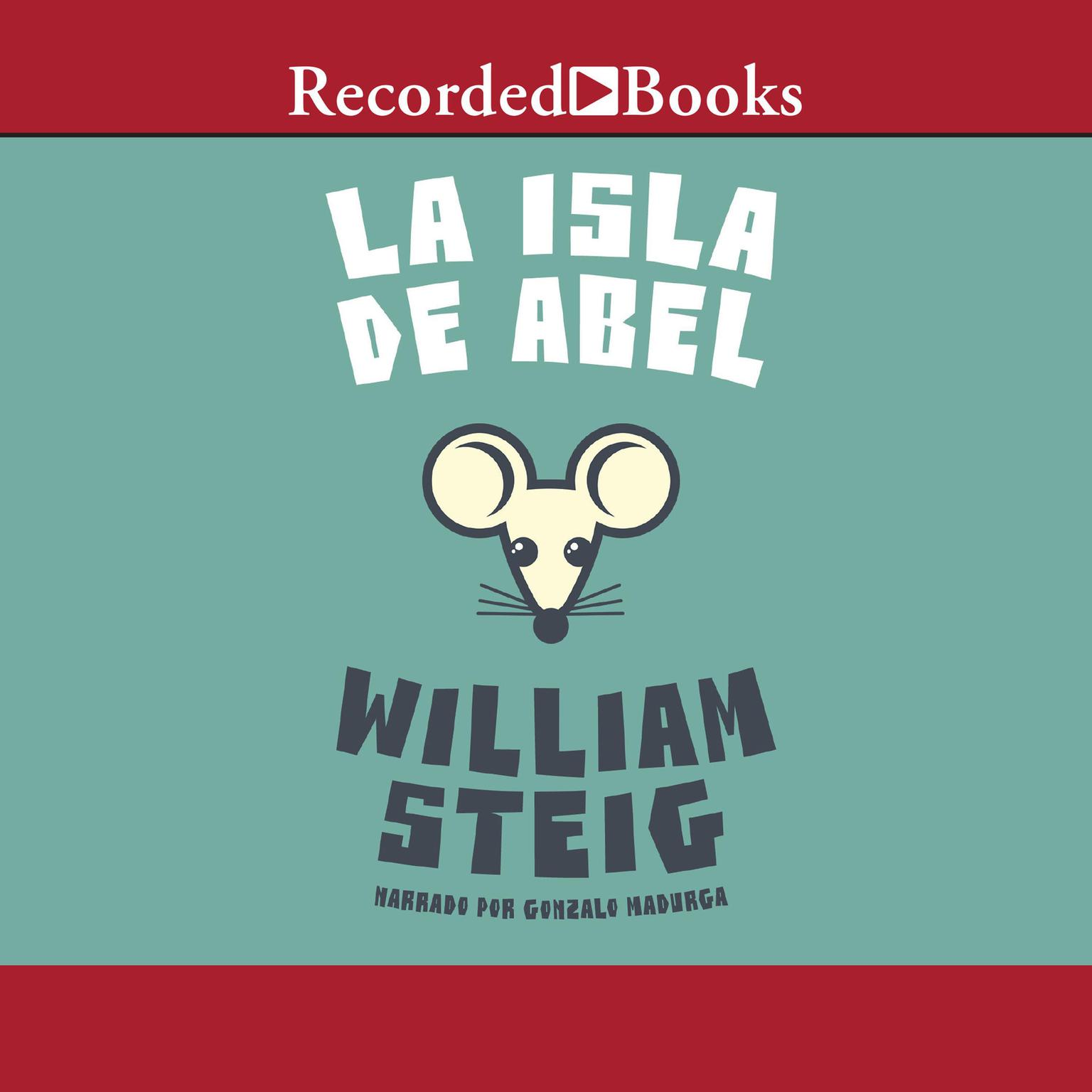 Printable La Isla de Abel Audiobook Cover Art