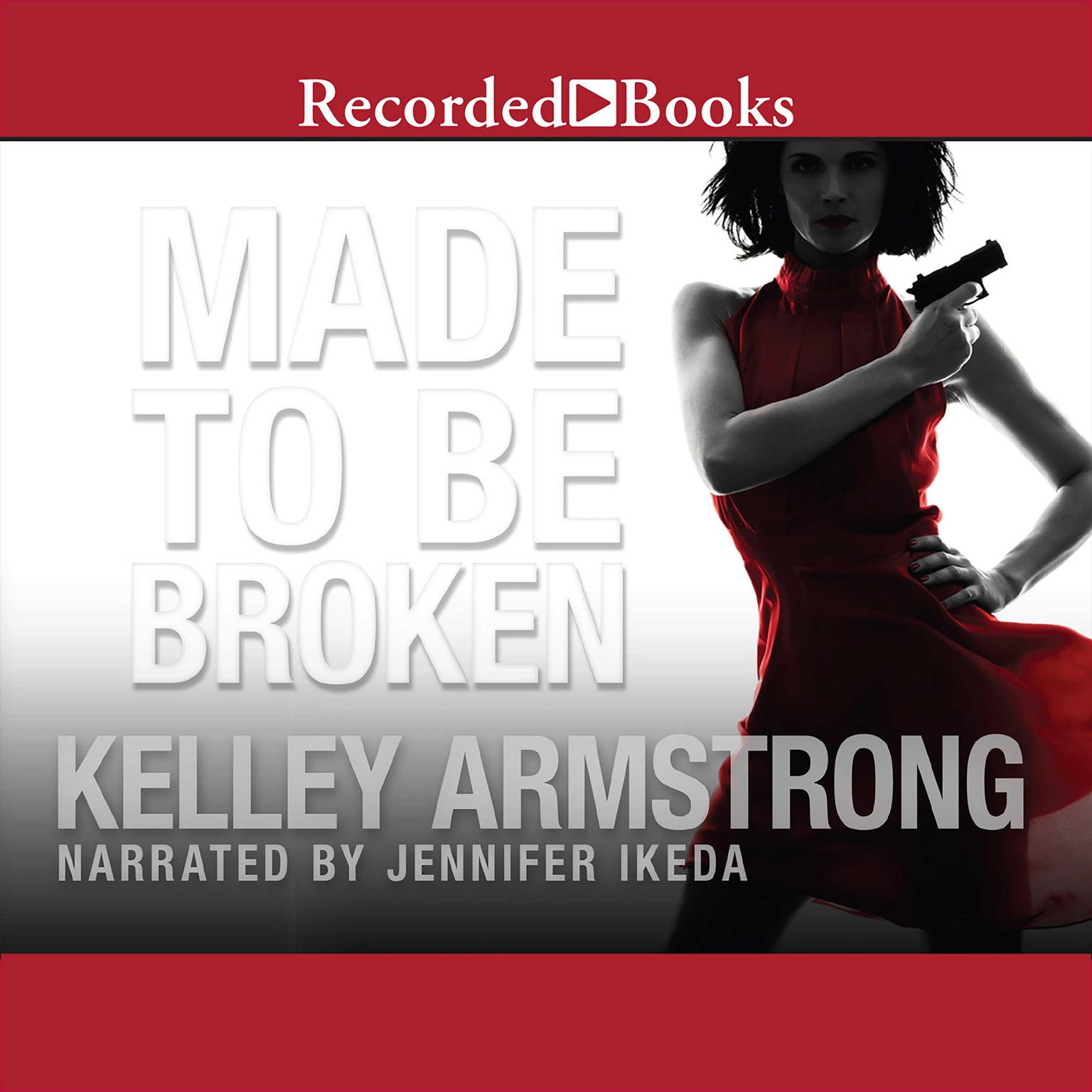 Printable Made to Be Broken Audiobook Cover Art