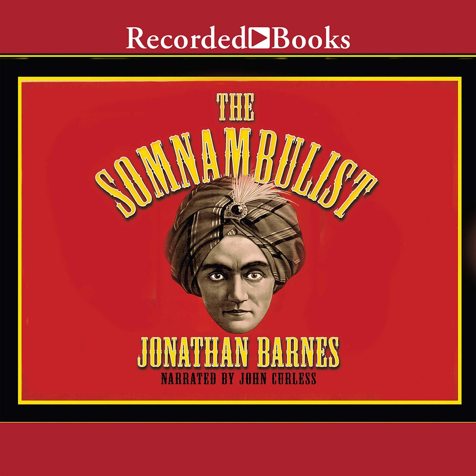 Printable The Somnambulist Audiobook Cover Art