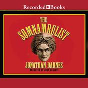 The Somnambulist Audiobook, by Jonathan Barnes