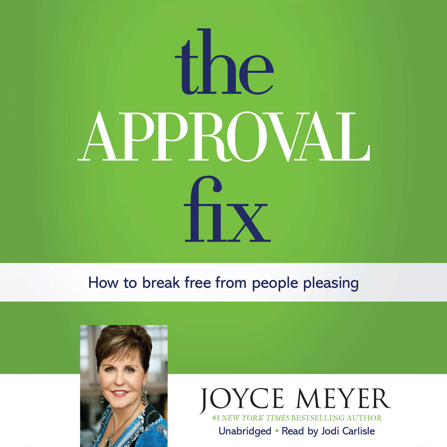 Printable The Approval Fix: How to Break Free from People Pleasing Audiobook Cover Art