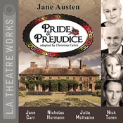 Pride and Predjudice Audiobook, by Jane Austen