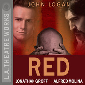Red Audiobook, by John Logan