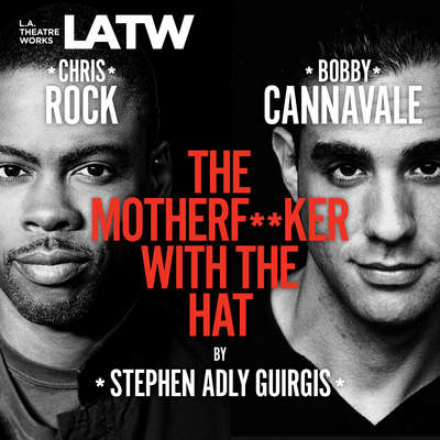 The Motherfucker with the Hat Audiobook, by Stephen Adly Guirgis