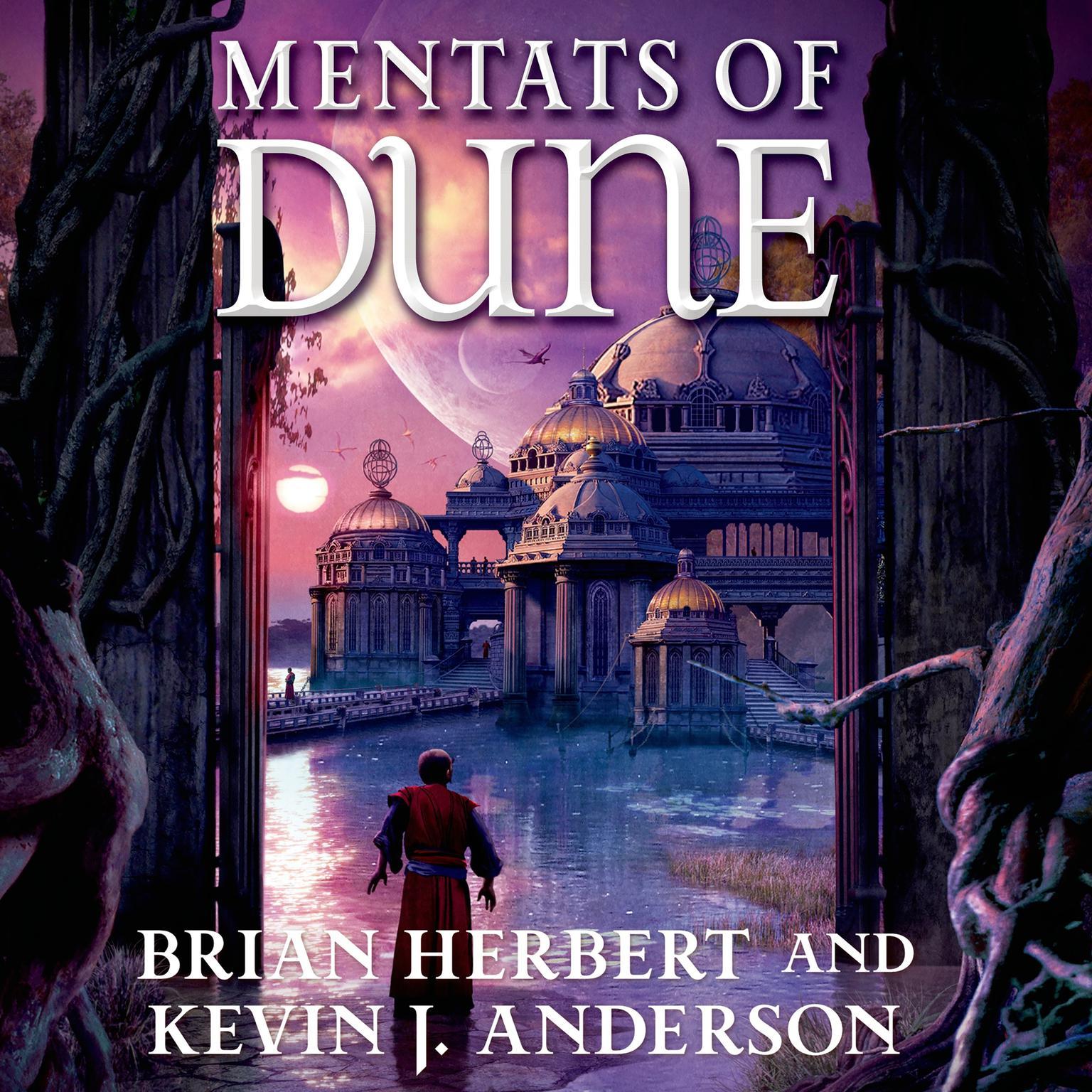 Printable Mentats of Dune Audiobook Cover Art