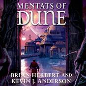 Mentats of Dune: Book Two of the Schools of Dune Trilogy Audiobook, by Brian Herbert