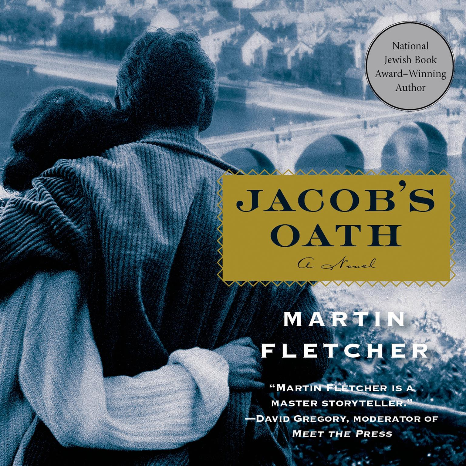 Printable Jacob's Oath: A Novel Audiobook Cover Art