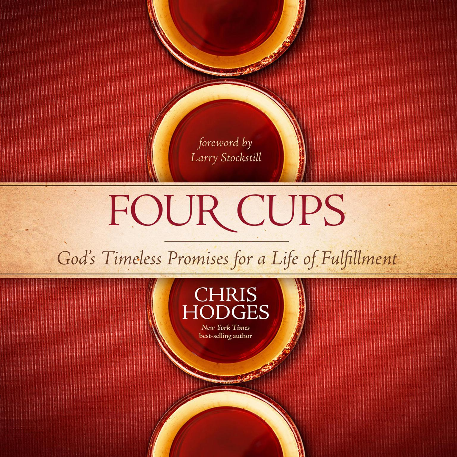 Printable Four Cups: God's Timeless Promises for a Life of Fulfillment Audiobook Cover Art