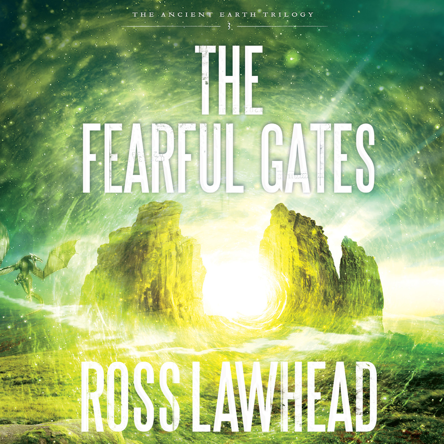 Printable The Fearful Gates Audiobook Cover Art