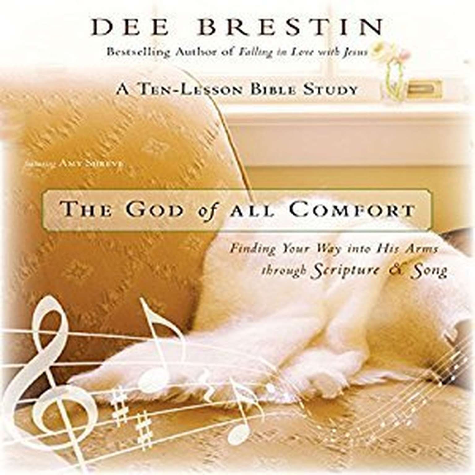 Printable The God of All Comfort: Finding Your Way into His Arms Audiobook Cover Art