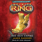 The Iron Empire Audiobook, by James Dashner