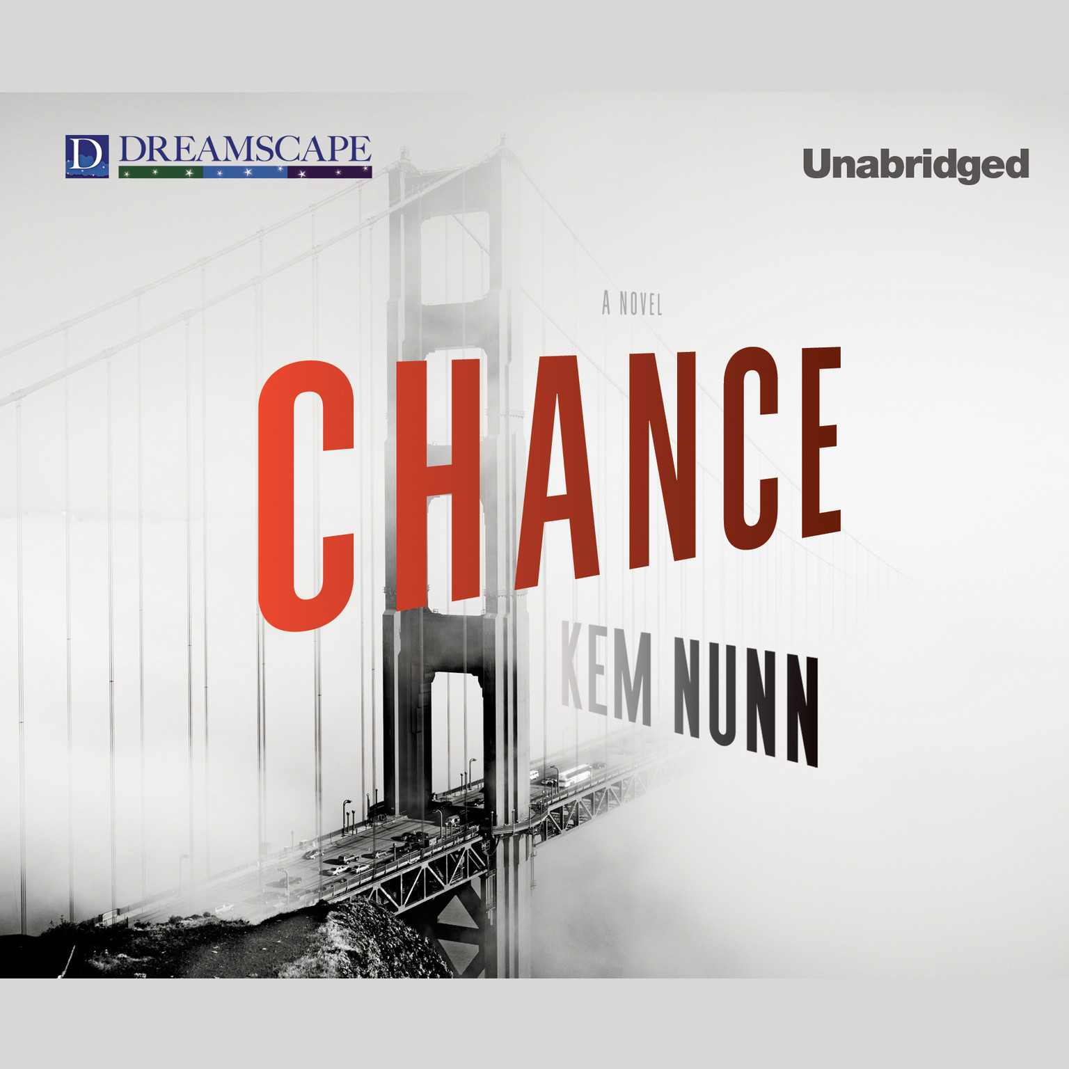 Printable Chance Audiobook Cover Art