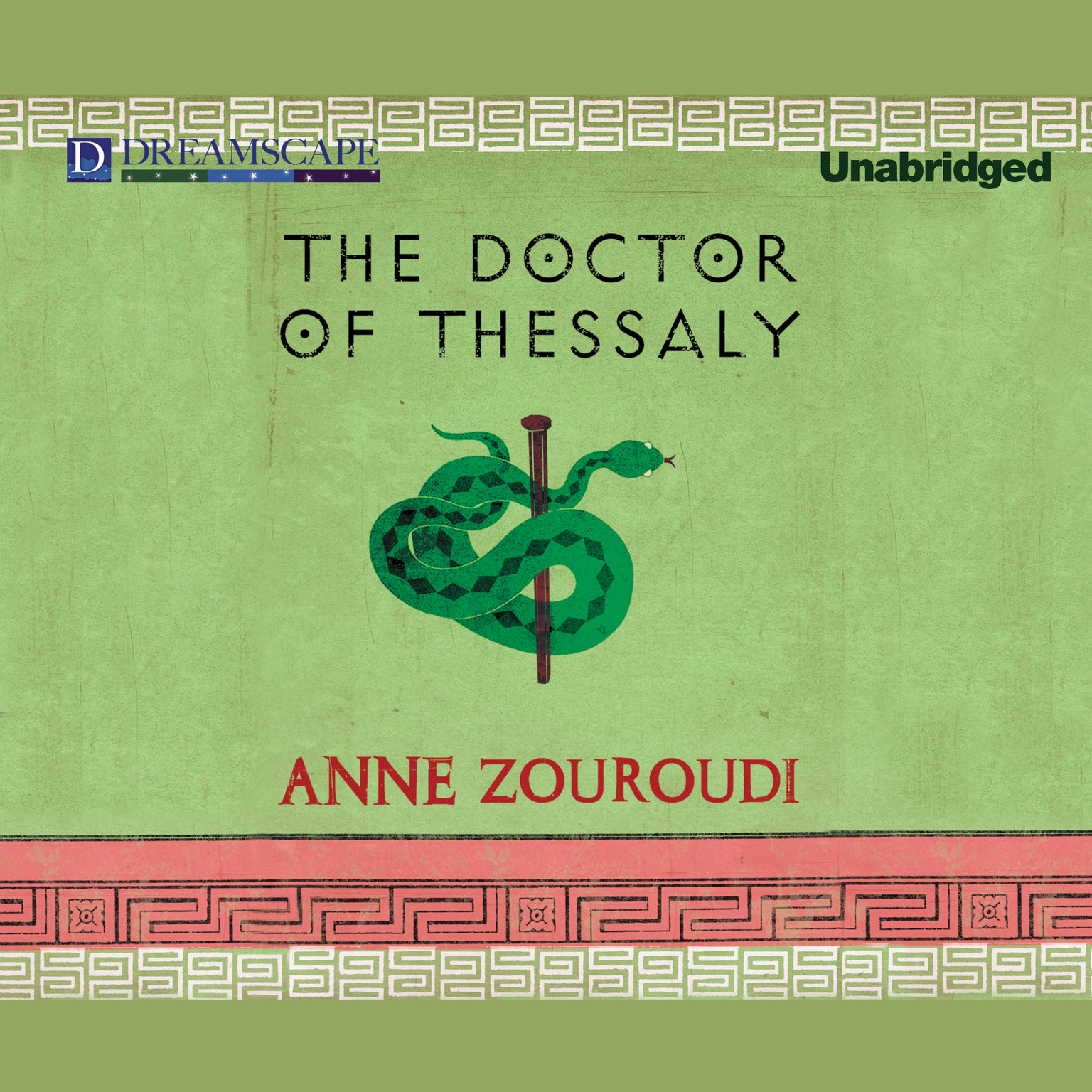 Printable The Doctor of Thessaly: A Seven Deadly Sins Mystery Audiobook Cover Art
