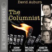 The Columnist Audiobook, by David Auburn
