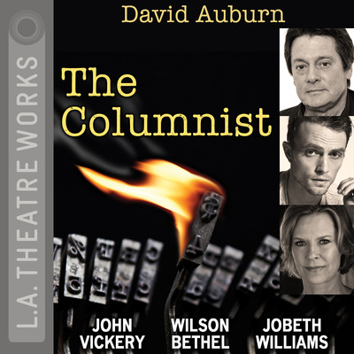 The Columnist Audiobook, by David Auburn