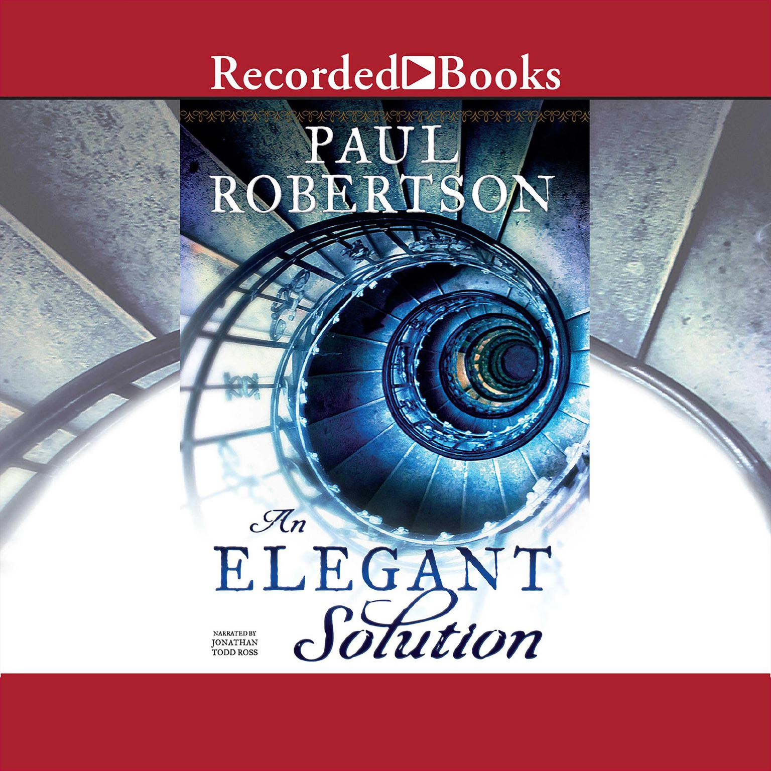 Printable An Elegant Solution Audiobook Cover Art