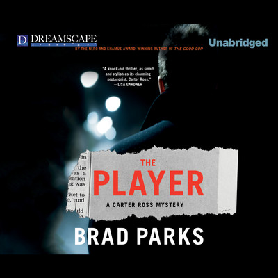 The Player Audiobook, by Brad Parks