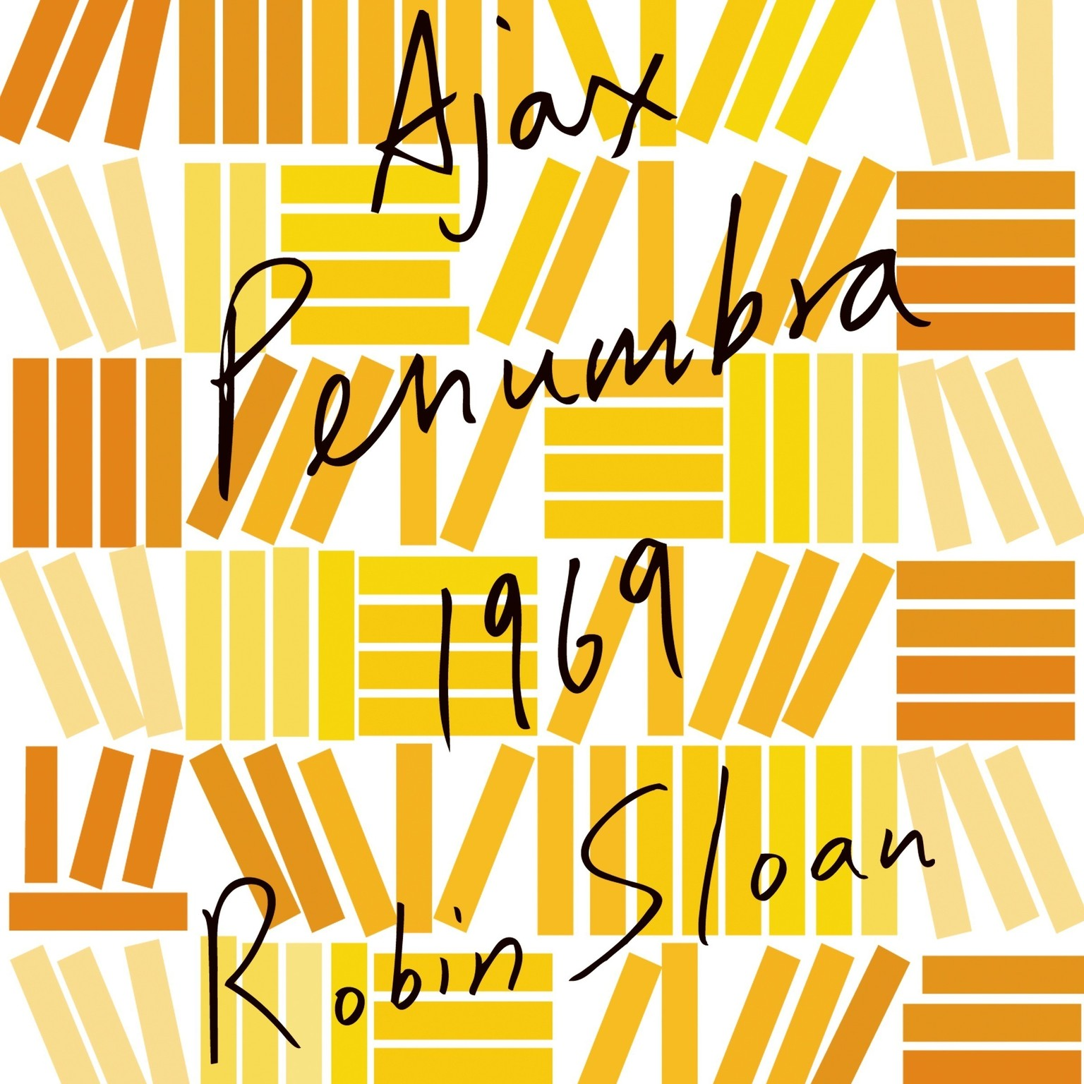 Printable Ajax Penumbra 1969 Audiobook Cover Art