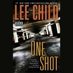 Jack Reacher: One Shot: A Novel Audiobook, by
