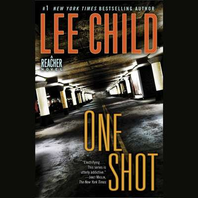 Jack Reacher: One Shot: A Novel Audiobook, by Lee Child