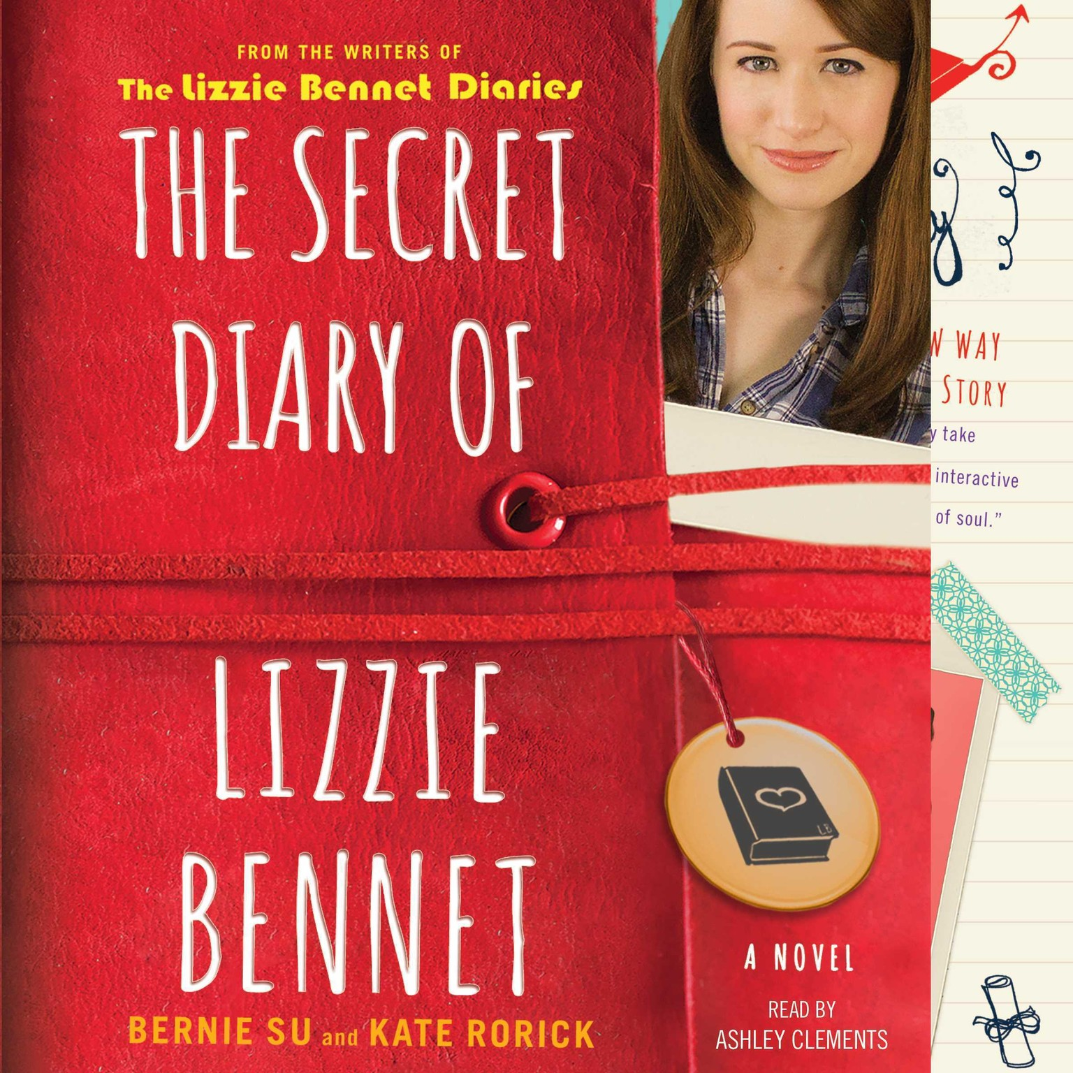 Printable The Secret Diary of Lizzie Bennet: A Novel Audiobook Cover Art