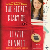 The Secret Diary of Lizzie Bennet: A Novel Audiobook, by Bernie Su, Kate Rorick