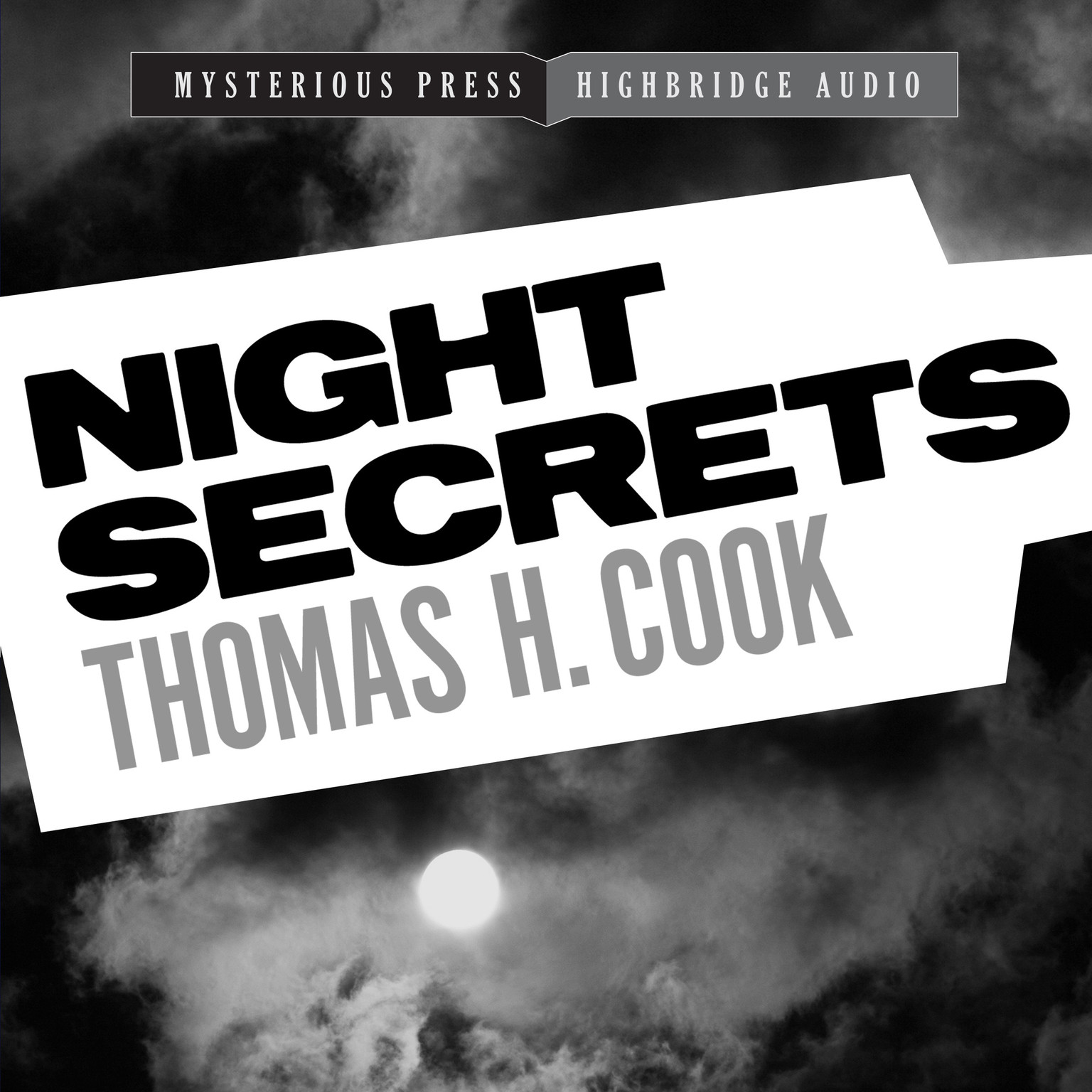 Printable Night Secrets Audiobook Cover Art