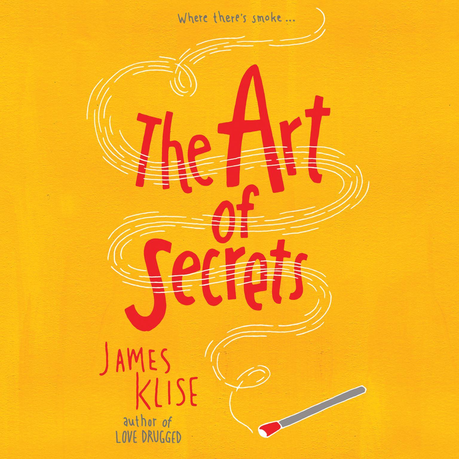 Printable The Art of Secrets Audiobook Cover Art