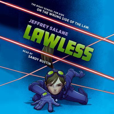 Lawless Audiobook, by Jeffrey Salane