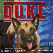 Duke Audiobook, by Kirby Larson