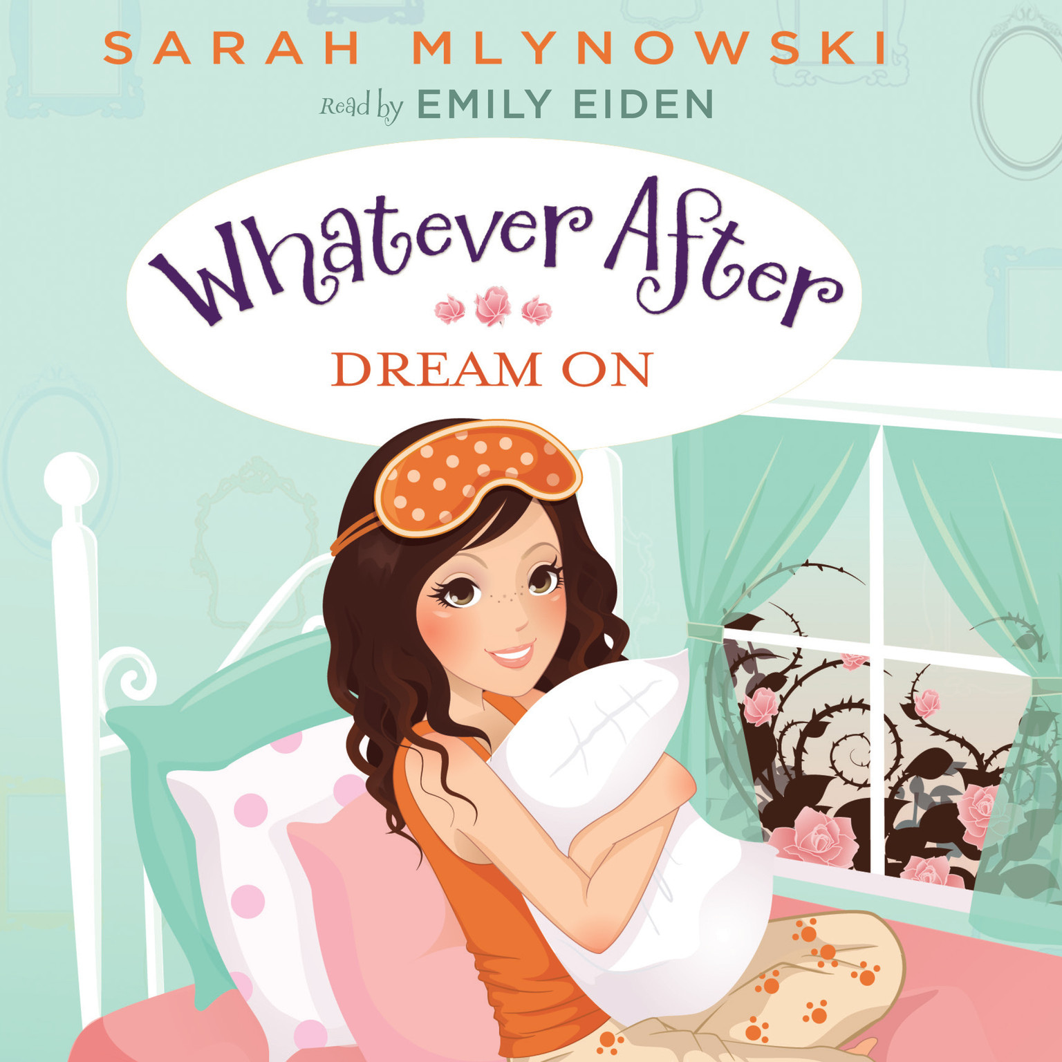 Printable Dream On Audiobook Cover Art
