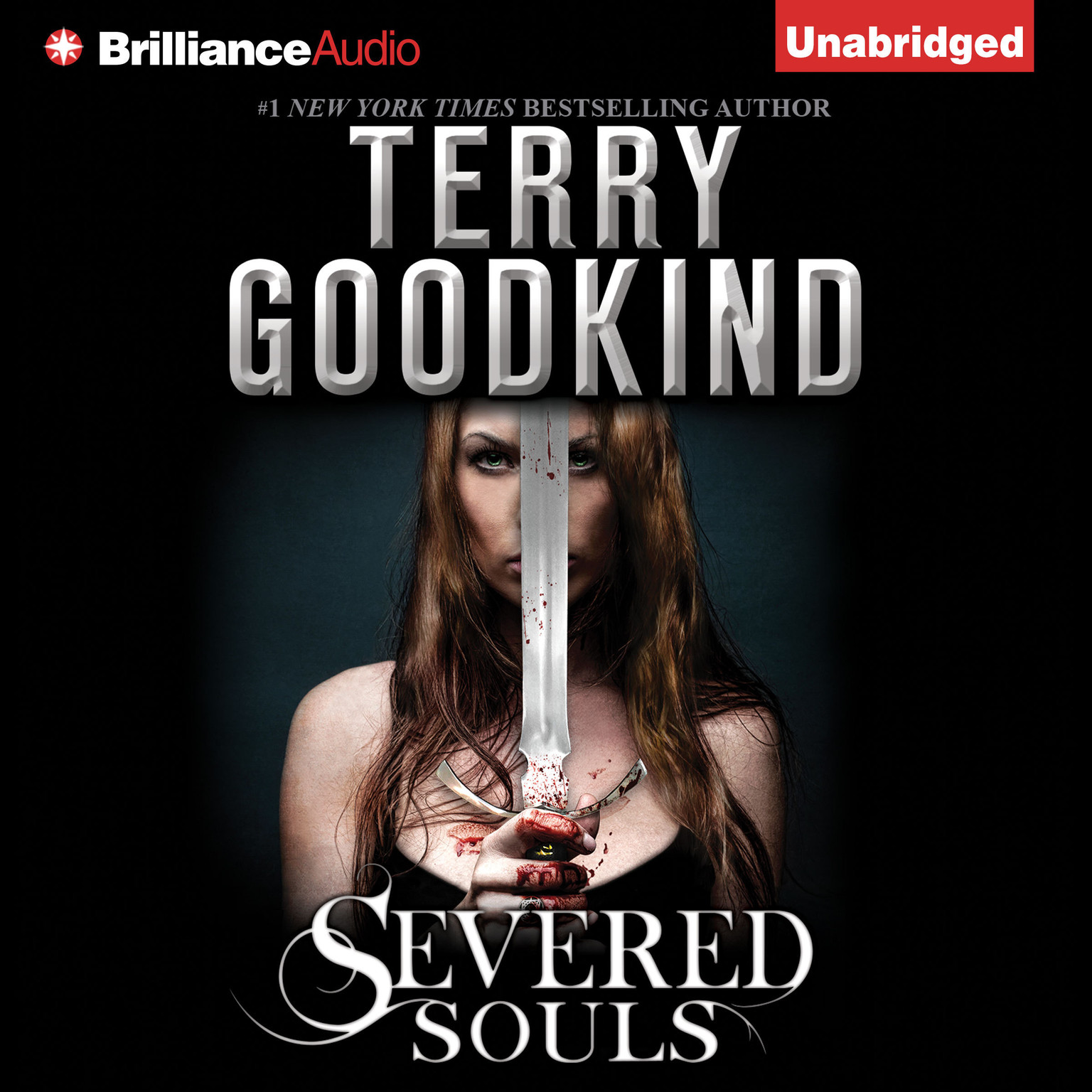 Printable Severed Souls Audiobook Cover Art