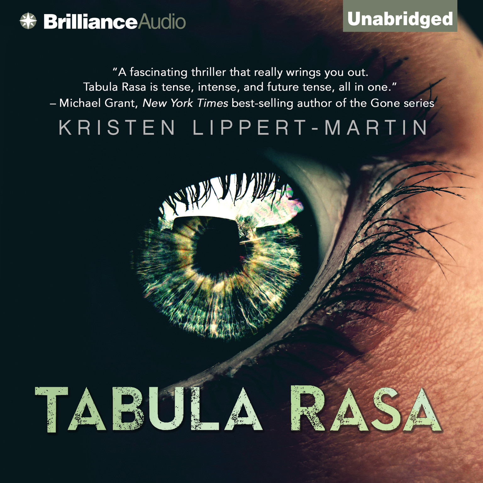 Printable Tabula Rasa Audiobook Cover Art