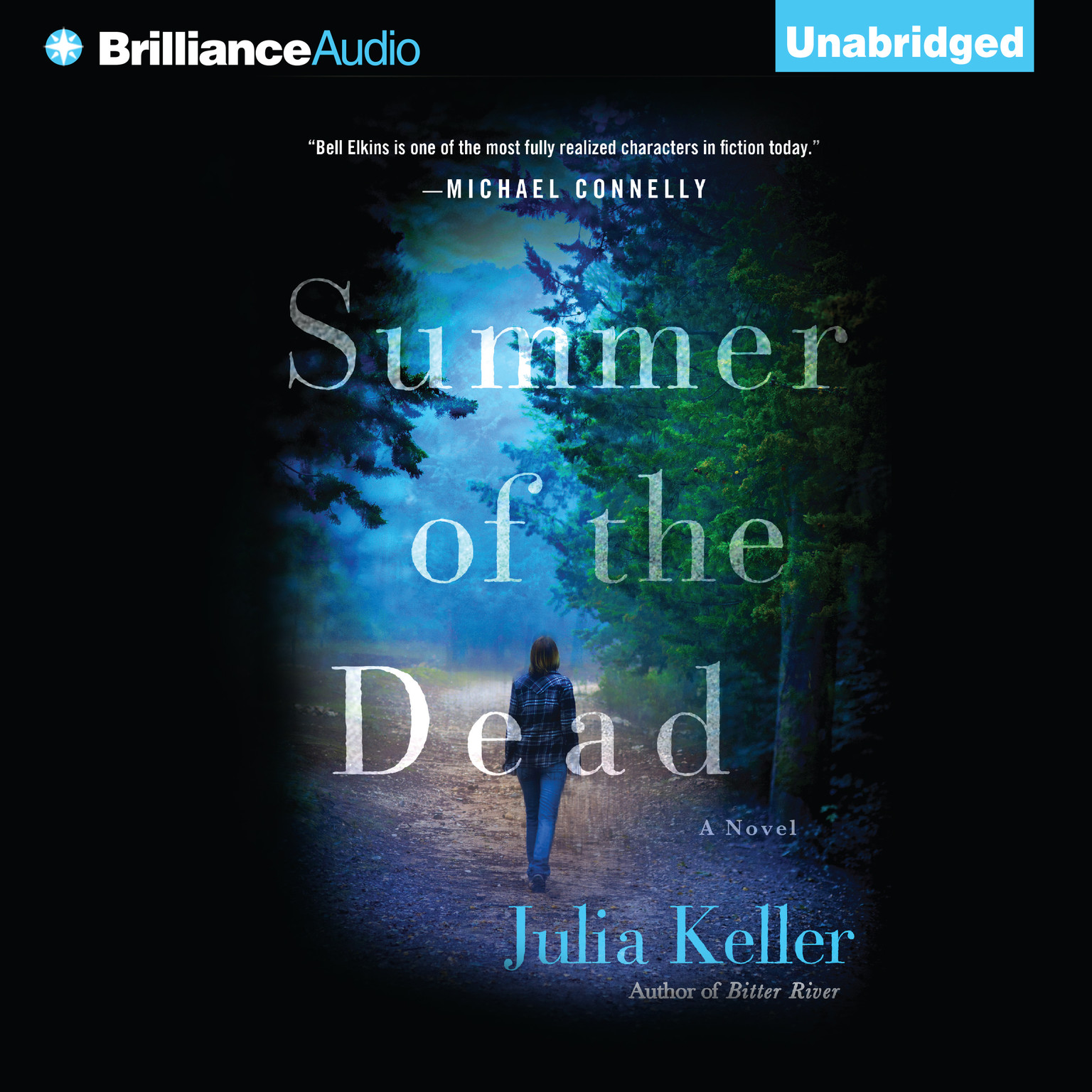Printable Summer of the Dead Audiobook Cover Art