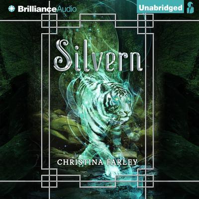 Silvern Audiobook, by Christina Farley