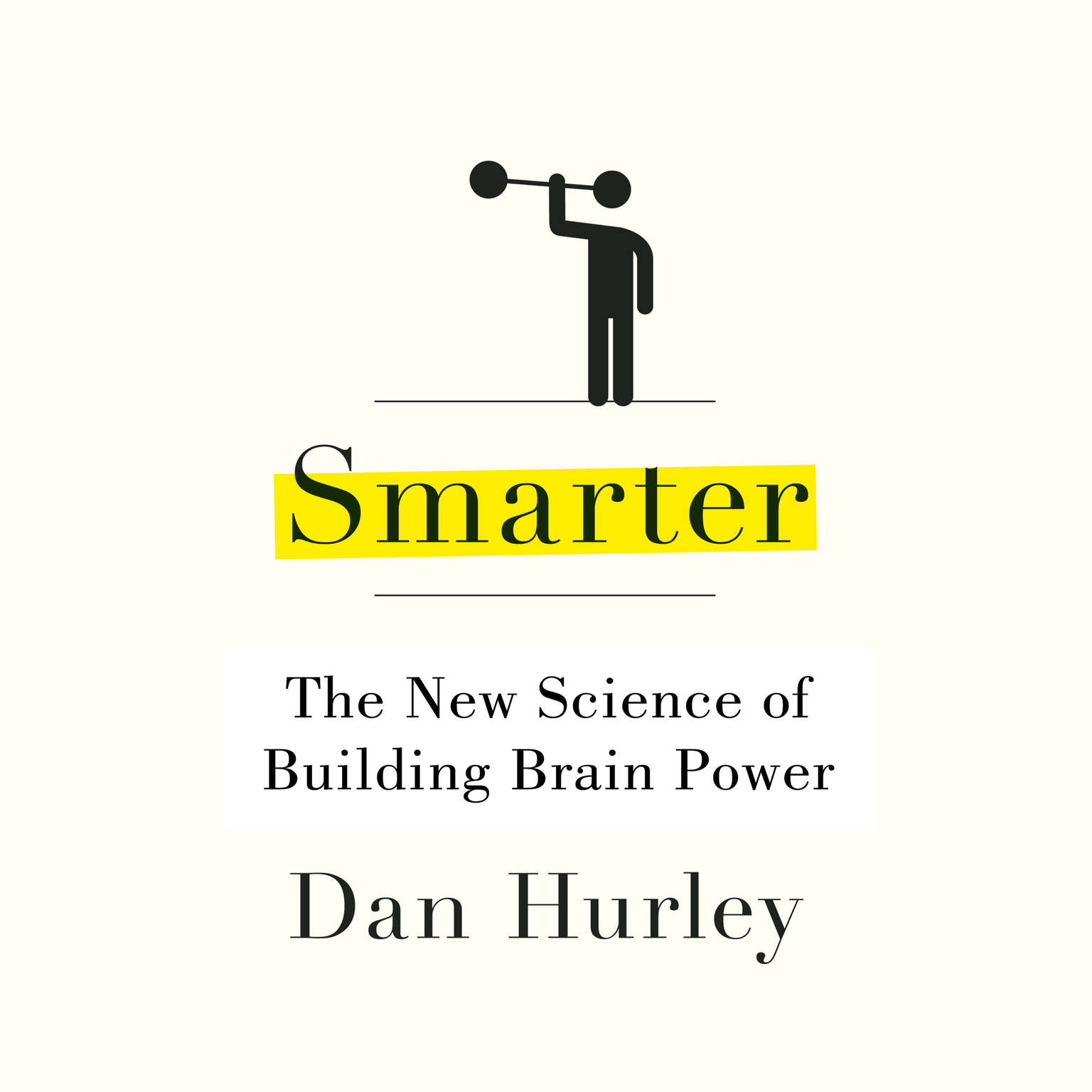 Printable Smarter: The New Science of Building Brain Power Audiobook Cover Art