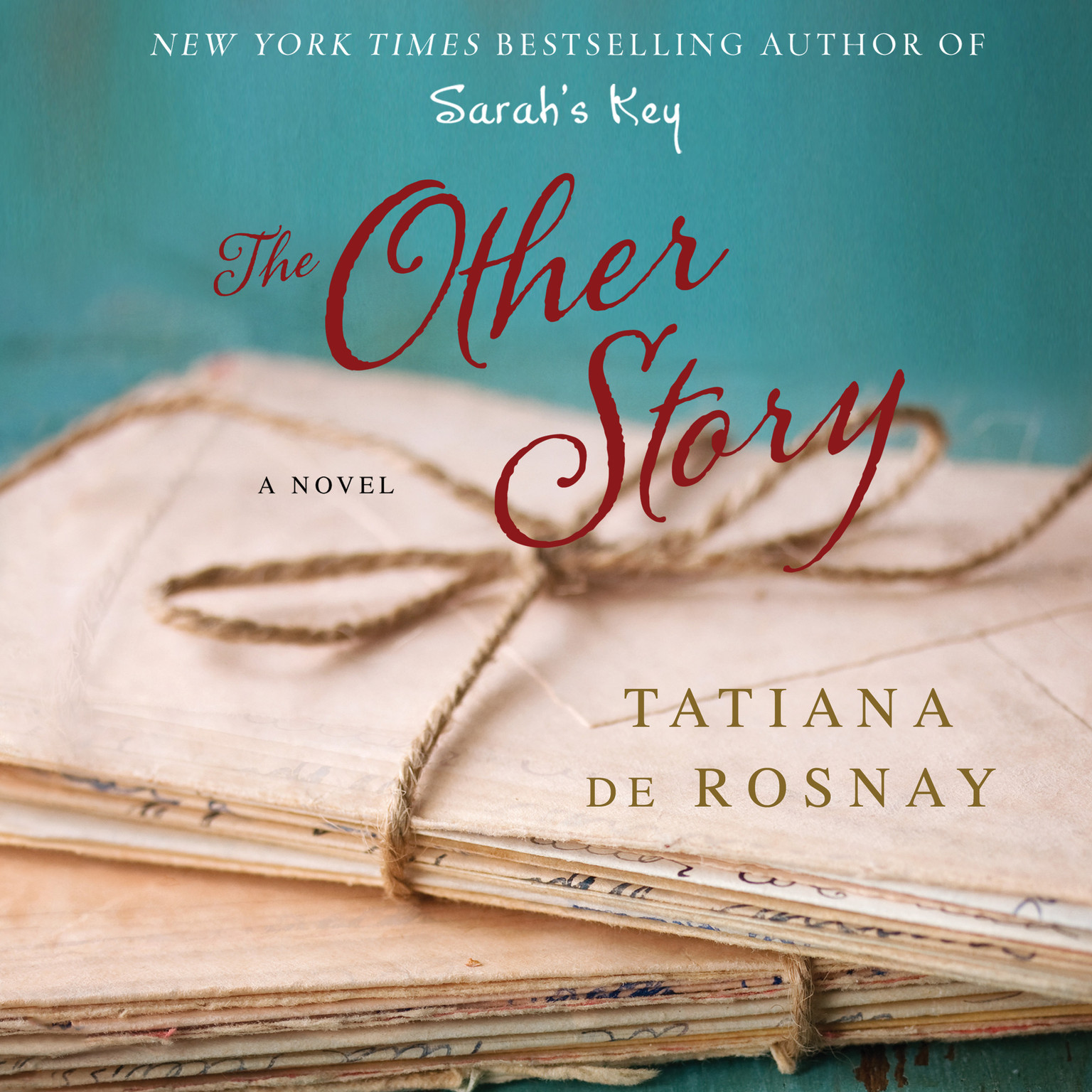 Printable The Other Story: A Novel Audiobook Cover Art