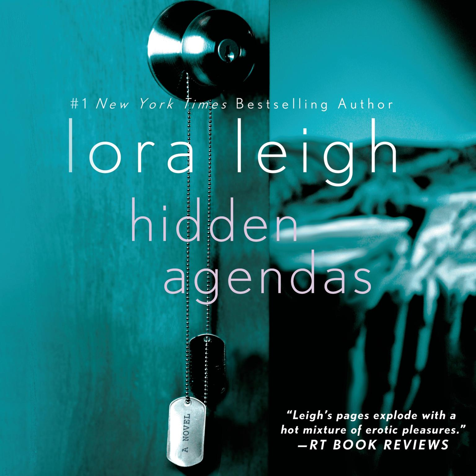 Printable Hidden Agendas Audiobook Cover Art