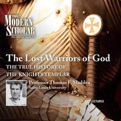 The Lost Warriors of God: The True History of the Knights Templar Audiobook, by Thomas F. Madden