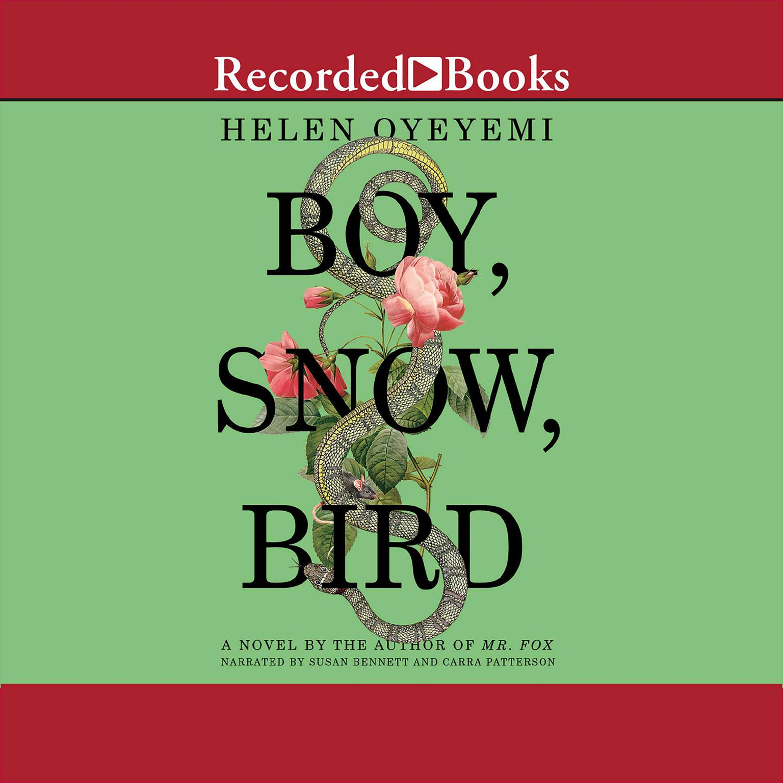 Printable Boy, Snow, Bird: A Novel Audiobook Cover Art