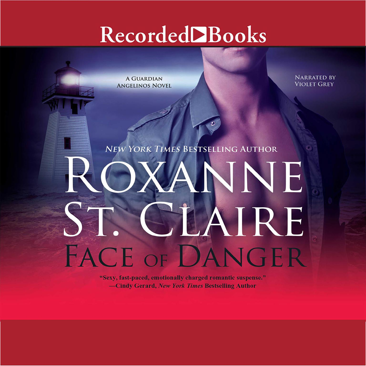 Printable Face of Danger Audiobook Cover Art