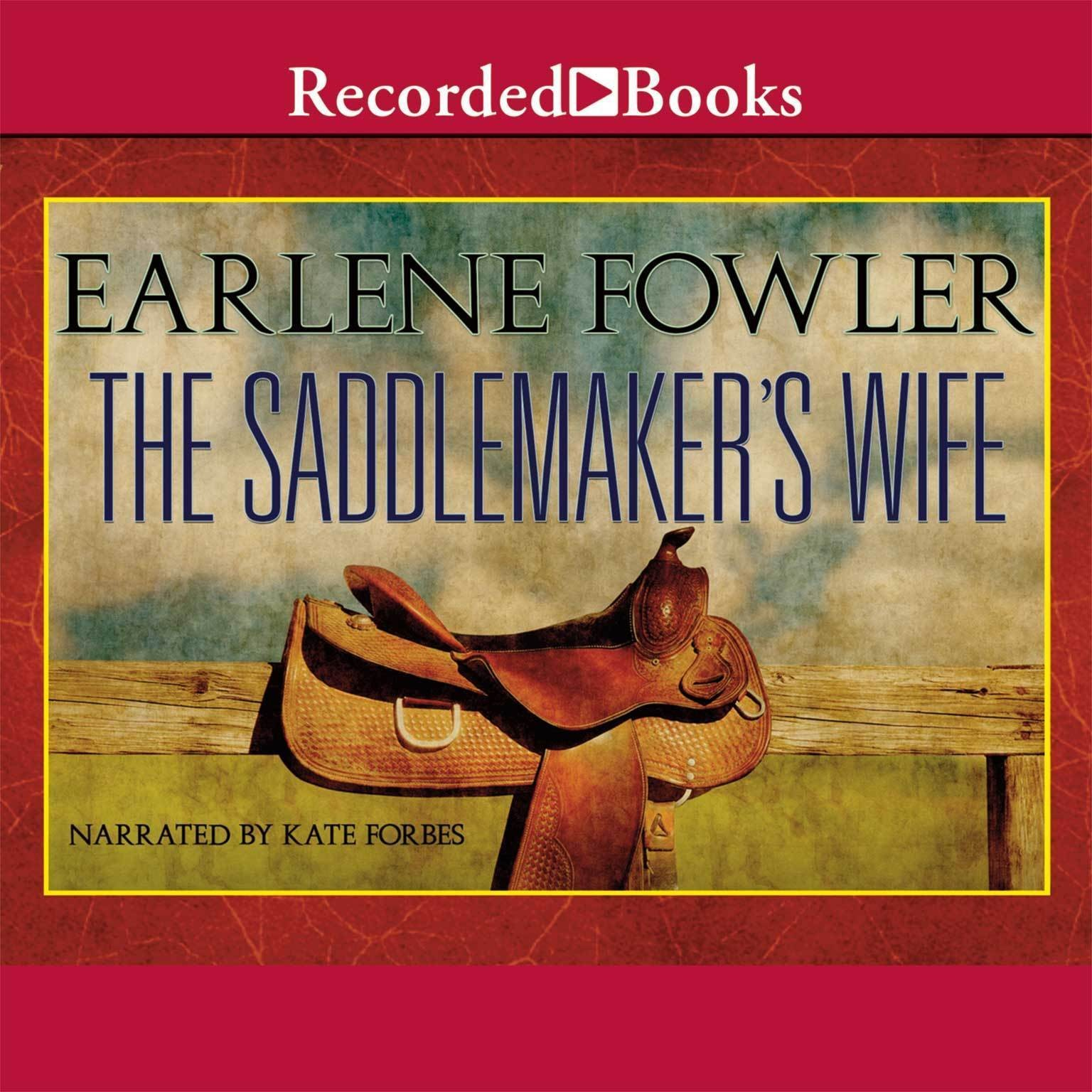 Printable The Saddlemaker's Wife Audiobook Cover Art