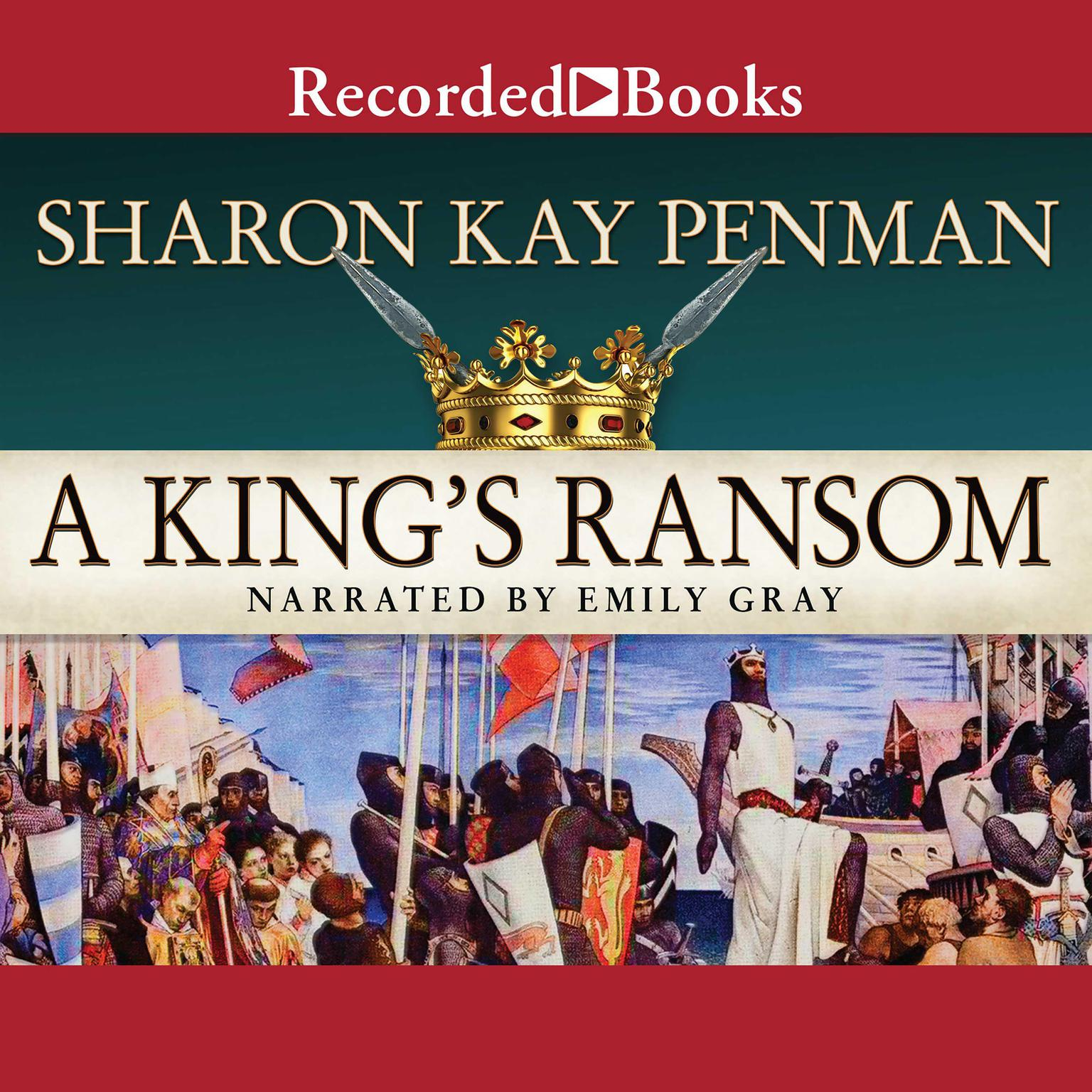 Printable A King's Ransom Audiobook Cover Art