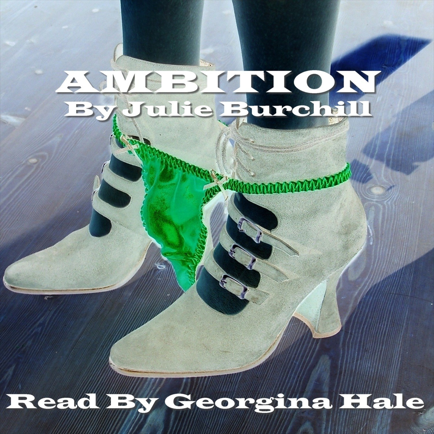 Printable Ambition Audiobook Cover Art