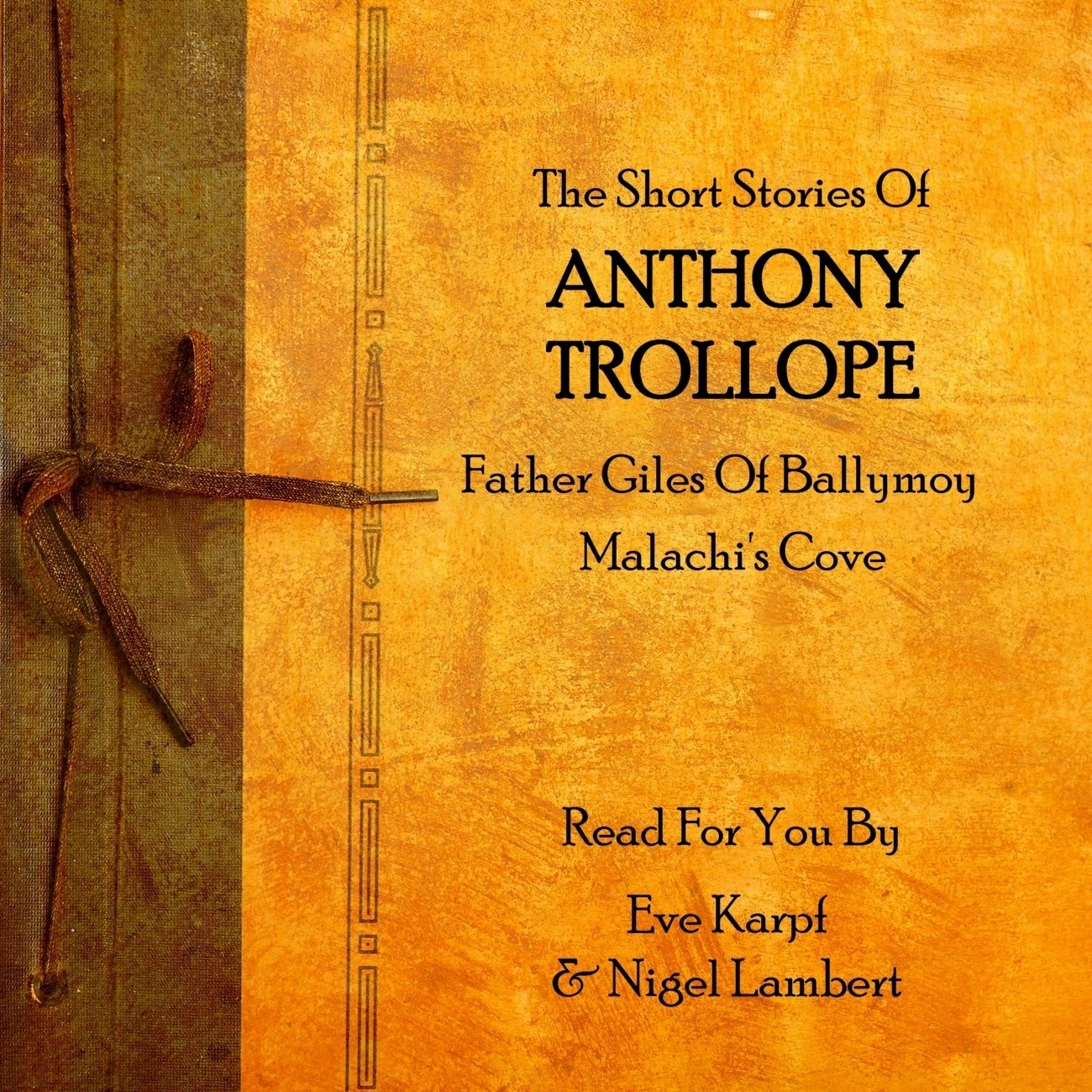 Printable Anthony Trollope: The Short Stories Audiobook Cover Art