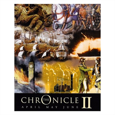 The Chronicle, Part Two Audiobook, by Sue Rodwell