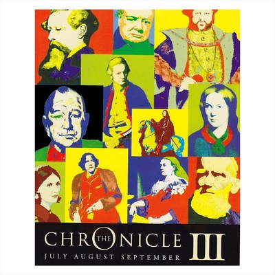 The Chronicle, Part Three Audiobook, by Sue Rodwell