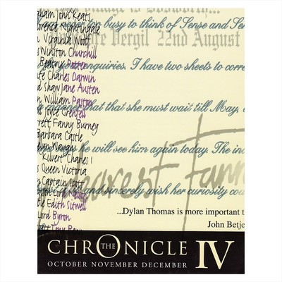 Chronicle, Part Four Audiobook, by Sue Rodwell