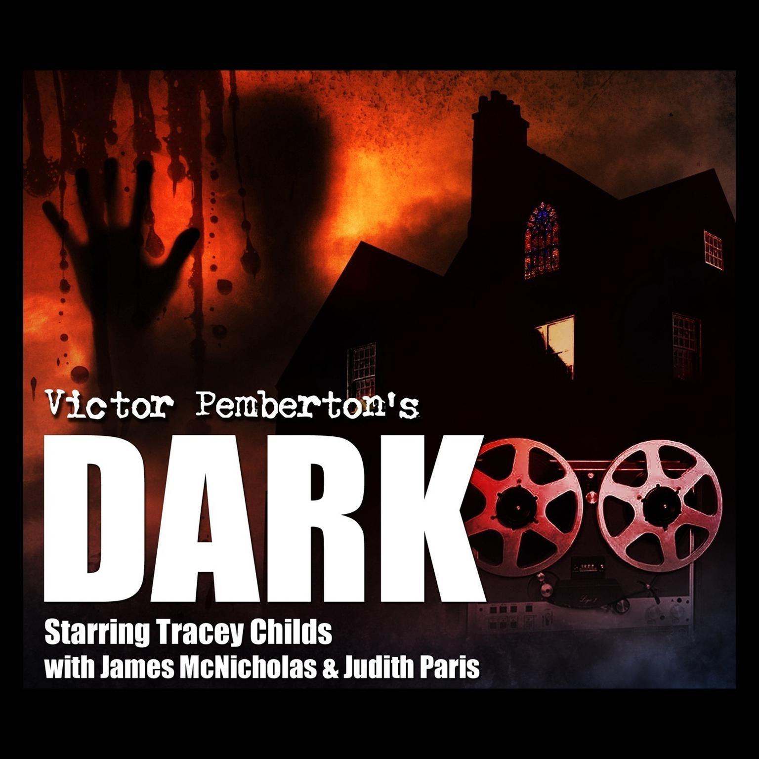 Printable Dark Audiobook Cover Art