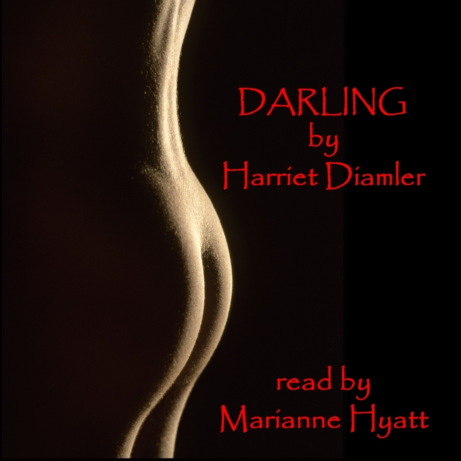 Printable Darling: An Erotic Classic Audiobook Cover Art